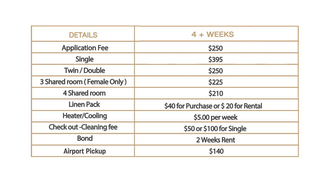 Price list4