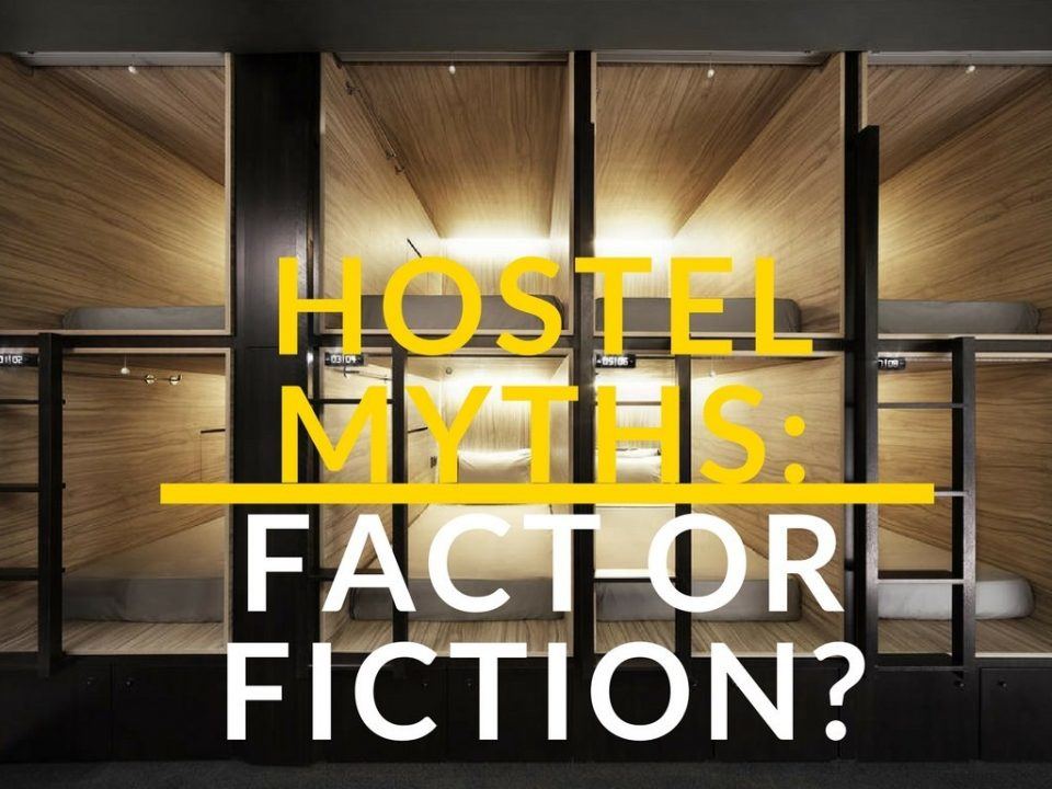 Most common myths about hostels