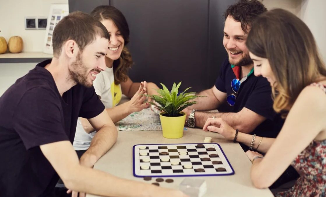 Boards games create longer friendships